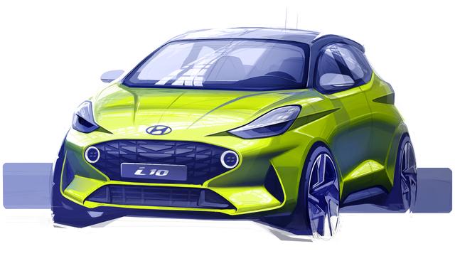 Hyundai i10  - Stadtfloh im neuen Gewand