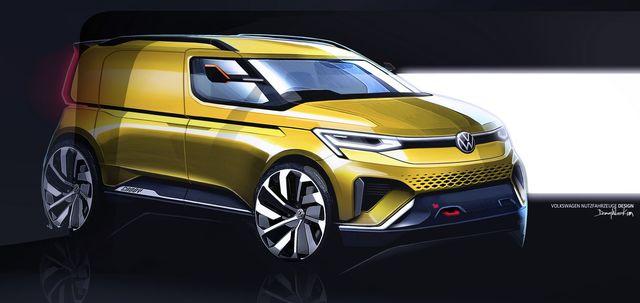 Neuer VW Caddy - Ein Praktiker will auch sportlich werden