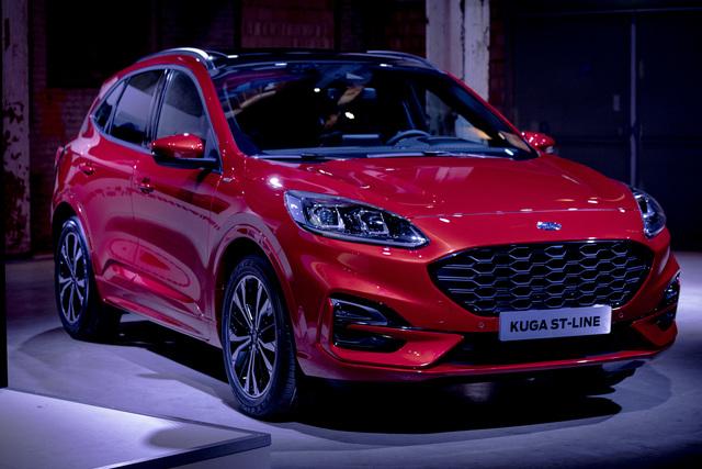 Ford-Zukunft - Schön und unter Strom