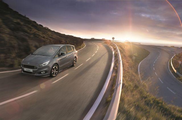 Ford S-Max: Neues Styling-Paket für ST-Line - Mehr Dynamik fürs Auge