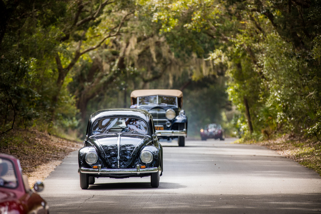 Panorama: Oldtimer-Concours in Amelia Island - Im Osten nichts Neues