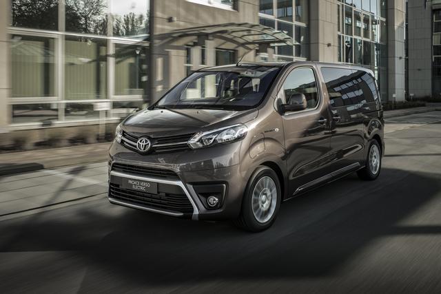 Toyota Proace und Proace Verso - Jetzt auch elektrisch