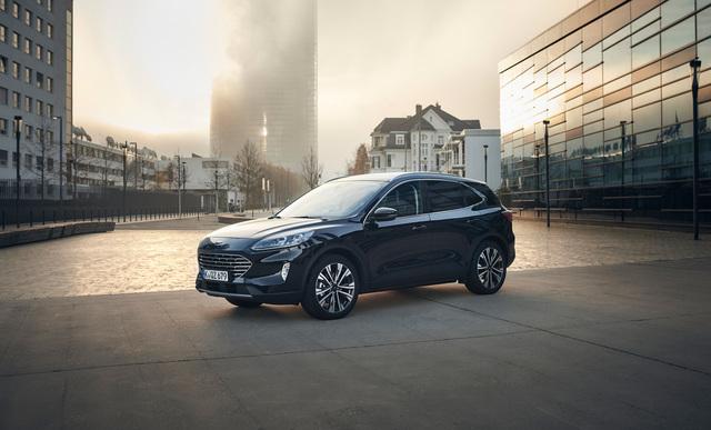 Ford Kuga Hybrid (FHEV)  - Für die Langstrecke