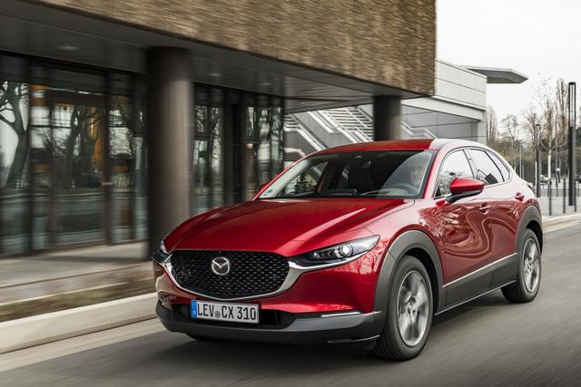 Test: Mazda CX-30 e-Skyactive X 2.0 M Hybrid AWD - Unterwegs mit Rudolf und Nicolaus