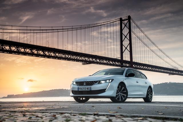 Test: Peugeot 508 SW 2.0 BlueHDi - Schönling mit Sinn fürs Praktische