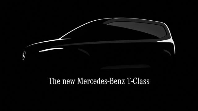 Mercedes T-Class  - Hochdachkombi mit Anspruch