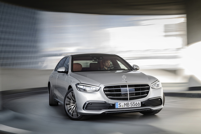 Mercedes S-Klasse   - Start bei gut 93.000 Euro