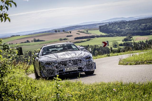 Mercedes-AMG SL   - Zurück ins Rampenlicht