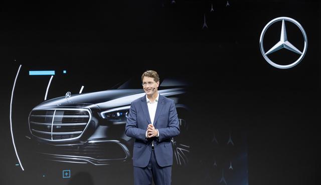 """Drei Fragen an: Daimler-CEO Ola Källenius   - """"Wir wollen die beste Limousine ihrer Zeit bauen"""""""