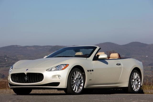 Maserati GranCabrio: Nobelitaliener für vier Frischluftfans (Vorabbericht)