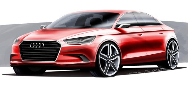 Neuer Audi A3 - Erstmals auch mit Stufenheck