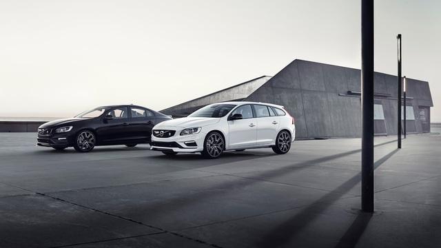 Volvo S60 und V60 Polestar  - Jetzt auch mit Carbon