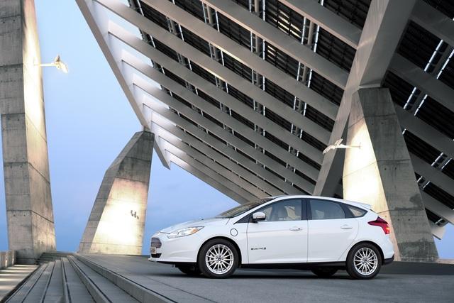 Ford Focus Electric - Günstiger Preis statt großer Reichweite
