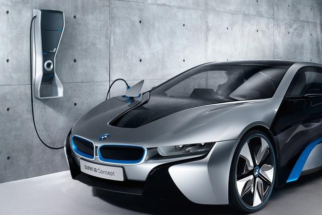 BMW-Elektroautos - Verkauf im Internet und an der Haustür