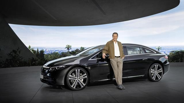 Drei Fragen an: Gorden Wagener, Chief Design Officer Daimler Group - Auf den ersten Blick anders