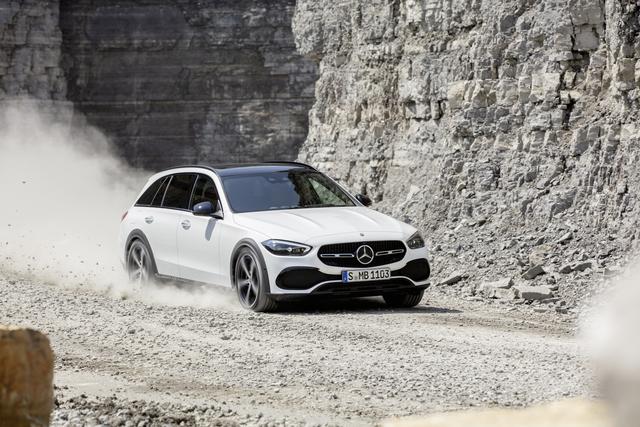 Mercedes C-Klasse All Terrain - Kerniger Kombi