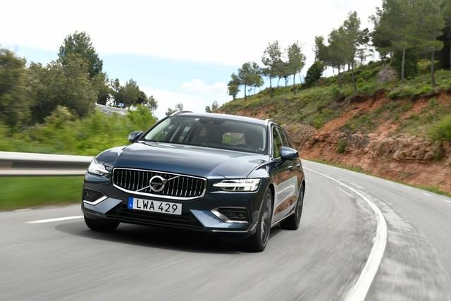 Fahrbericht: Volvo V60 D4 Automatik - Der Familie verpflichtet