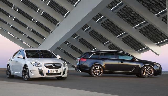 Opel: OPC-Modelle orientieren sich nach oben