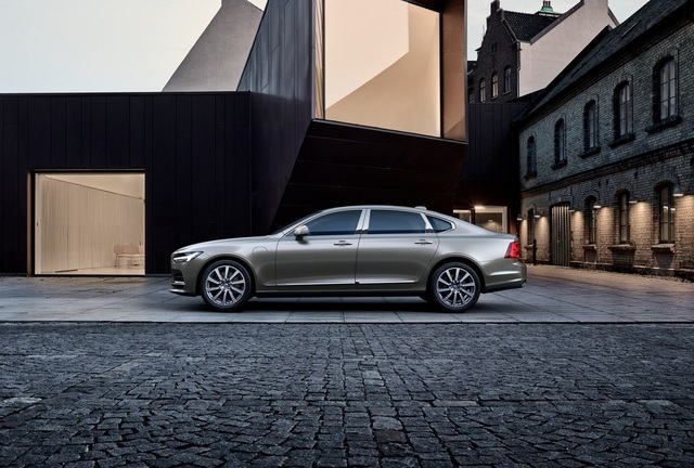 Volvo S90L Excellence  - Langversion auch für Deutschland