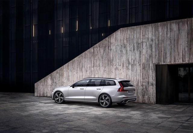 Volvo V60 R-Design - Sportoptik für den Mittelklassekombi