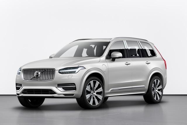 """Volvo XC90: Neue Mild-Hybride - Dickes """"B"""""""