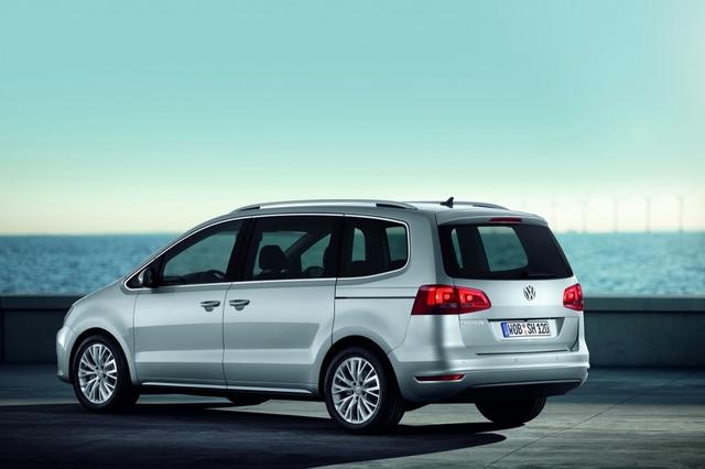 Neuer VW Sharan ist jetzt bestellbar