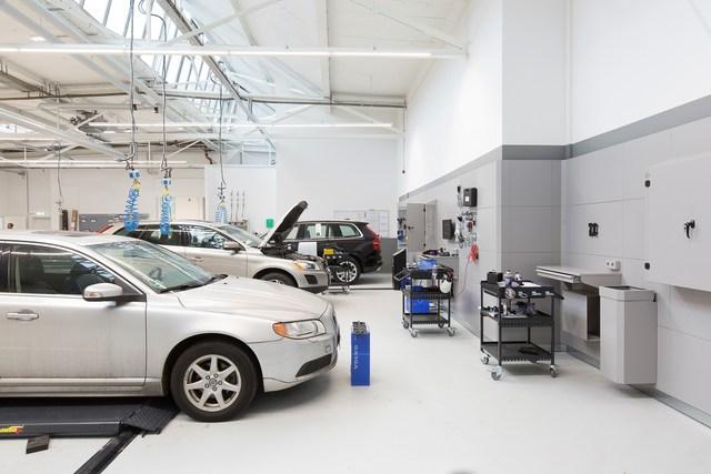 Volvo mit Ersatzteil-Garantie - Keine Angst vor teuren Reparaturen