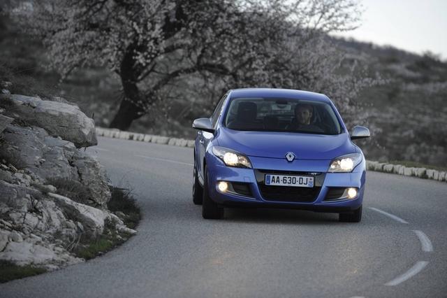 Renault Mégane im Sportdress