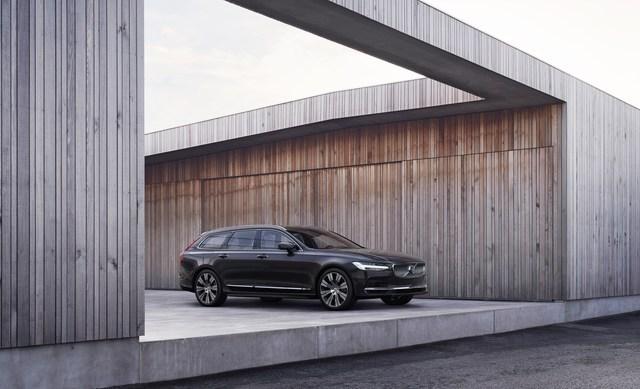 Volvo 60/90: Neue Mild-Hybride  - Sparen mit E-Schub