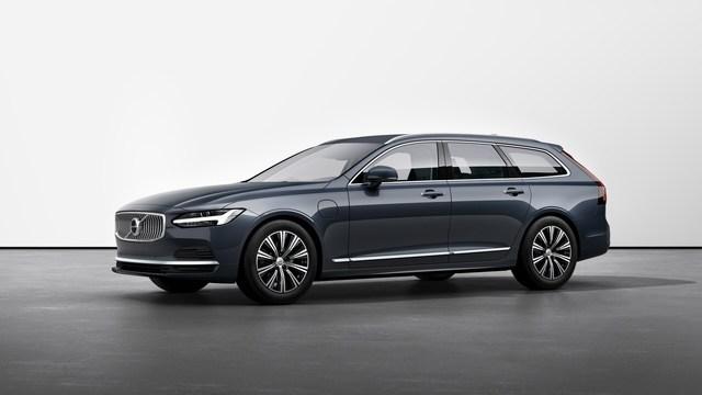 Volvo V90 mit weiterer Plug-in-Version  - Mit Stecker CO2-Emissionen senken