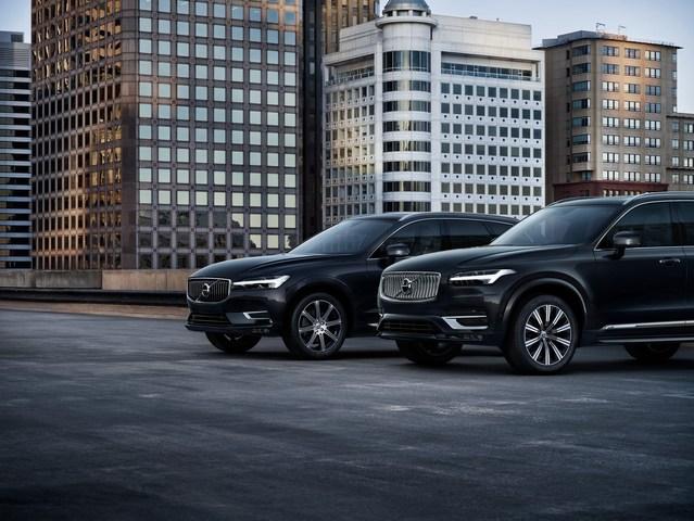 Volvo XC60 und XC90  - Schusssicher