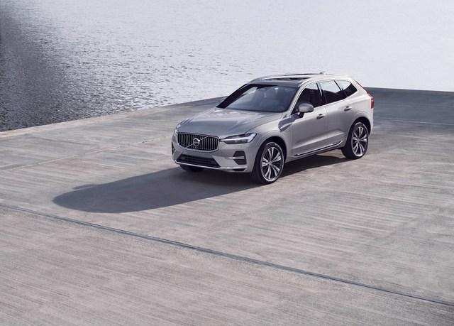 Volvo XC60   - Mit Google ins neue Modelljahr
