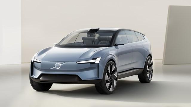 Volvo Concept Recharge   - Auf dem Weg in eine elektrische Zukunft