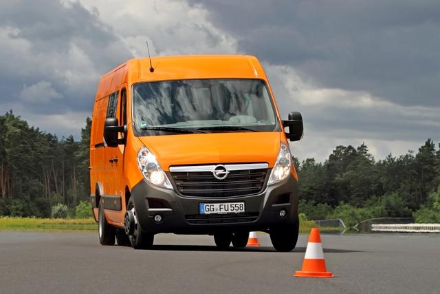 Opel-Nutzfahrzeuge - Wachstum durch Service