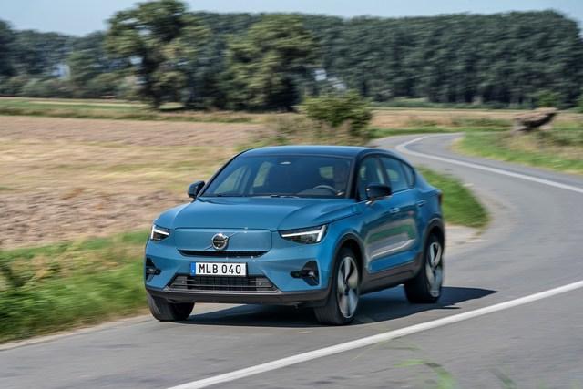 Fahrbericht: Volvo C40 Recharge  - Schräger Stromer