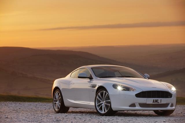 Evolution an der Spitze: Aston Martin DB9