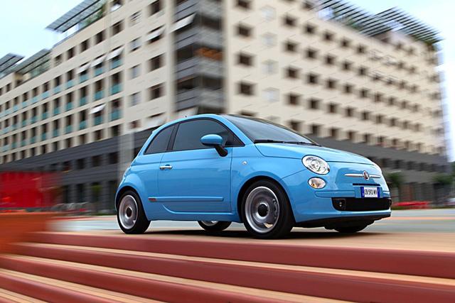 Fiat 500 Twinair - Die neue 2-samkeit  (Vorabbericht)