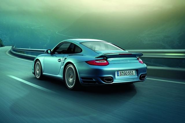 Porsche Turbo S: Die letzten Perfektions-Zehntel (Vorabbericht)