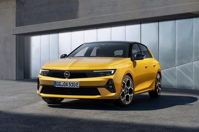 Opel Astra: Bestellstart für Neuauflage - Drei Motoren, sieben Ausstattungslinien