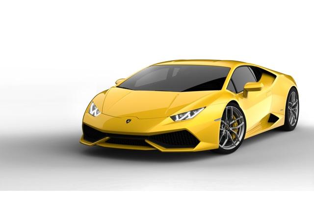 Lamborghini Huracan - Orkan aus zehn Zylindern