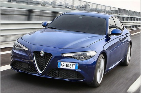Alfa Romeo Giulia 2.2 Diesel im Test mit technischen Daten, Preis, 0-100-km/h-Zeit und Marktstart