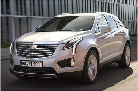 Cadillac XT5 im Test mit Preis und technischen Daten