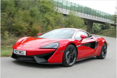 Test McLaren 540C mit technischen Daten, Preis, 0-100-km/h-Zeit und Marktstart