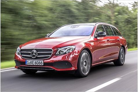 Test Mercedes E-Klasse T-Modell mit technischen Daten, Preisen und Marktstart