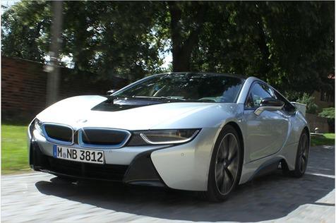 Camping mit dem BMW i8: Wie viel Urlaubsalltag kann der Plug-in-Hybrid?