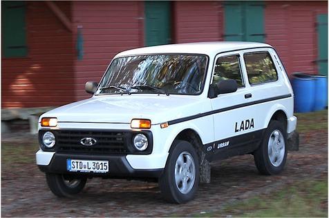 Lada Urban 4x4 im Test mit technischen Daten und Preis