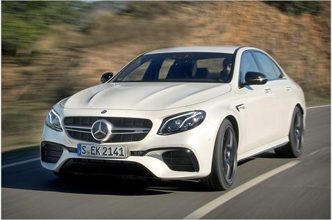 Business Bambule: Test Mercedes-AMG E 63 S 4Matic+ mit technischen Daten, Marktstart und 0-100 km/h-Zeit
