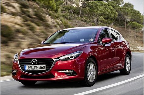 Der geliftete Mazda 3 für 2017 im Test mit technischen Daten und Preis