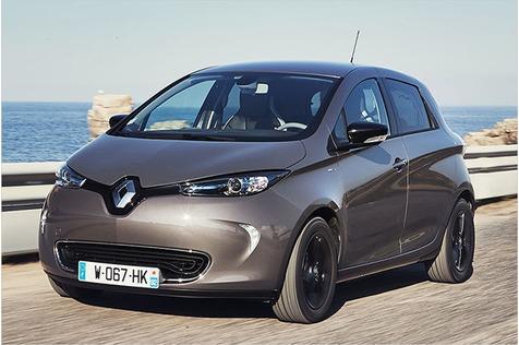 Renault Zoe mit 40-kWh-Batterie im Test mit technischen Daten und Preisen