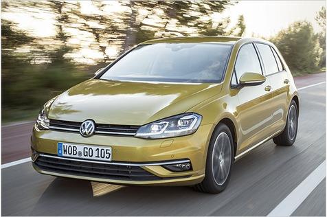Neuer VW Golf im Test mit Preisen und technischen Daten zur Markteinführung
